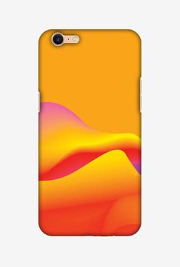 Amzer Pink Gradient Hard Shell Designer Case For Oppo A39