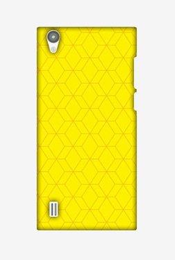 Amzer Hexamaze 1 Hard Shell Designer Case For Vivo Y15/Y15S