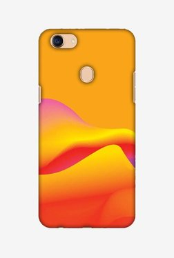 Amzer Pink Gradient Hard Shell Designer Case For Oppo F5/F5 Youth