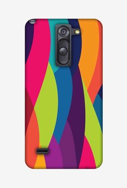 Amzer Bold Waves Hard Shell Designer Case For LG G3 Stylus