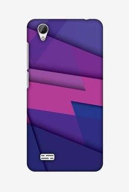 Amzer Intersections 2 Hard Shell Designer Case For Vivo Y31