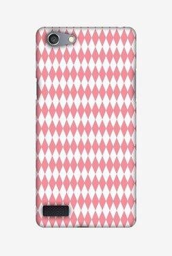 Amzer Fishtail Pattern Hard Shell Designer Case For Oppo Neo 7
