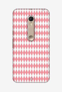 Amzer Fishtail Pattern Hard Shell Designer Case For Moto X Pure Edition/Moto X Style
