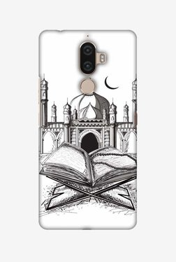 Amzer Quran Hard Shell Designer Case For Lenovo K8 Note