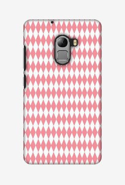 Amzer Fishtail Pattern Hard Shell Designer Case For Lenovo A7010/K4 Note