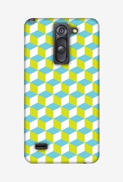 Amzer Hexamaze 2 Hard Shell Designer Case For LG G3 Stylus