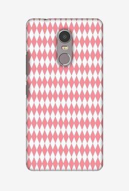Amzer Fishtail Pattern Hard Shell Designer Case For Lenovo K6 Note