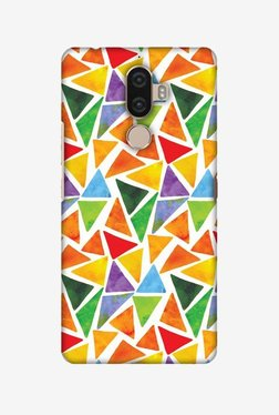 Amzer Bold Shapes Hard Shell Designer Case For Lenovo K8 Note