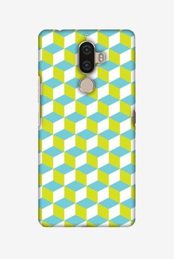 Amzer Hexamaze 2 Hard Shell Designer Case For Lenovo K8 Note