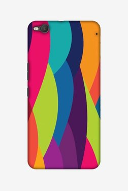 Amzer Bold Waves Hard Shell Designer Case For HTC One X9