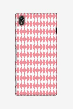 Amzer Fishtail Pattern Hard Shell Designer Case For Sony Xperia Z1 L39h