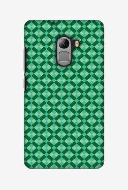 Amzer Bold Stripes 1 Hard Shell Designer Case For Lenovo A7010/K4 Note