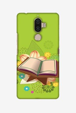 Amzer Bhagwadgeeta Hard Shell Designer Case For Lenovo K8 Note