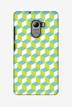 Amzer Hexamaze 2 Hard Shell Designer Case For Lenovo A7010/K4 Note