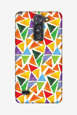 Amzer Bold Shapes Hard Shell Designer Case For LG G3 Stylus
