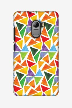 Amzer Bold Shapes Hard Shell Designer Case For Lenovo A7010/K4 Note