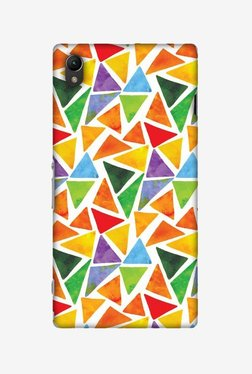 Amzer Bold Shapes Hard Shell Designer Case For Sony Xperia Z1 L39h