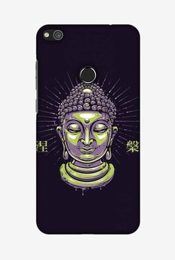 Amzer Almighty Buddha Designer Case For Huawei P8 Lite