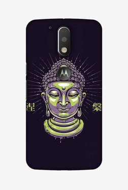 Amzer Almighty Buddha Hard Shell Designer Case For Moto G4/G4 Plus