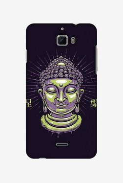 Amzer Almighty Buddha Hard Shell Designer Case For Coolpad Dazen 1