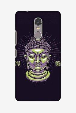 Amzer Almighty Buddha Hard Shell Designer Case For Lenovo K6 Note