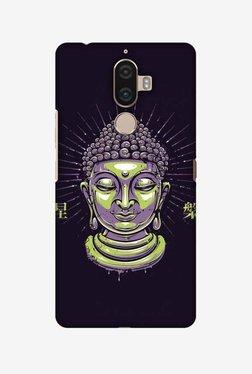 Amzer Almighty Buddha Hard Shell Designer Case For Lenovo K8 Note