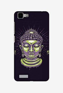 Amzer Almighty Buddha Hard Shell Designer Case For Vivo Y27
