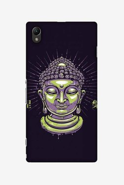 Amzer Almighty Buddha Hard Shell Designer Case For Sony Xperia Z1 L39h