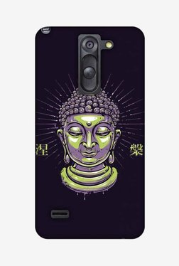 Amzer Almighty Buddha Hard Shell Designer Case For LG G3 Stylus
