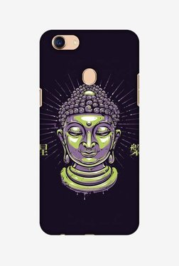 Amzer Almighty Buddha Hard Shell Designer Case For Oppo F5/F5 Youth