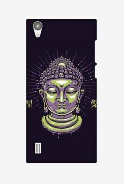 Amzer Almighty Buddha Hard Shell Designer Case For Vivo Y15/Y15S