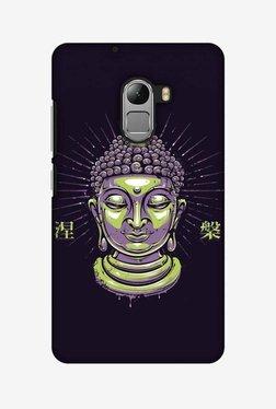 Amzer Almighty Buddha Hard Shell Designer Case For Lenovo A7010/K4 Note