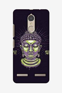 Amzer Almighty Buddha Hard Shell Designer Case For Lenovo K6/K6 Power