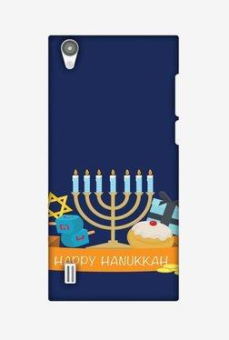 Amzer Hanukkah 2 Hard Shell Designer Case For Vivo Y15/Y15S