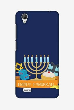 Amzer Hanukkah 2 Hard Shell Designer Case For Vivo Y31