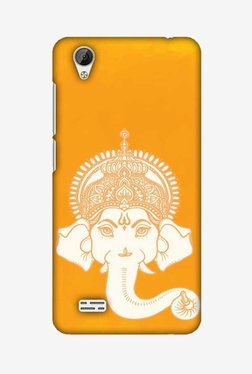 Amzer Almighty Ganesha Hard Shell Designer Case For Vivo Y31