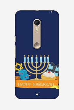 Amzer Hanukkah 2 Hard Shell Designer Case For Moto X Pure Edition/Moto X Style