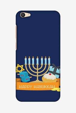 Amzer Hanukkah 2 Hard Shell Designer Case For Vivo X7 Plus