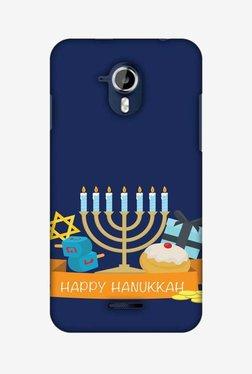 Amzer Hanukkah 2 Hard Shell Designer Case For Micromax Canvas Magnus