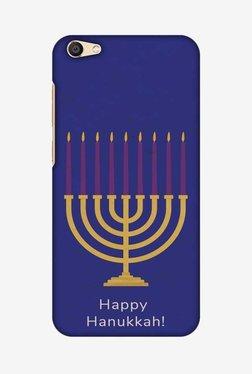 Amzer Hanukkah 1 Hard Shell Designer Case For Vivo X7 Plus
