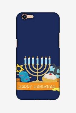 Amzer Hanukkah 2 Hard Shell Designer Case For Oppo A39