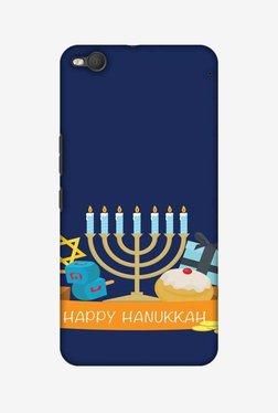 Amzer Hanukkah 2 Hard Shell Designer Case For HTC One X9