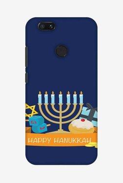 Amzer Hanukkah 2 Hard Shell Designer Case For Mi A1/Mi 5X
