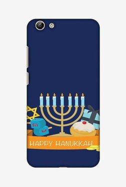 Amzer Hanukkah 2 Hard Shell Designer Case For Vivo Y69