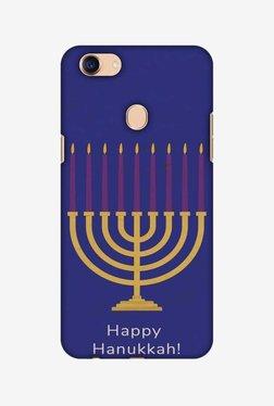 Amzer Hanukkah 1 Hard Shell Designer Case For Oppo F5/F5 Youth