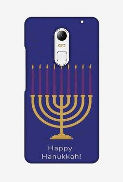 Amzer Hanukkah 1 Hard Shell Designer Case For Lenovo Vibe X3