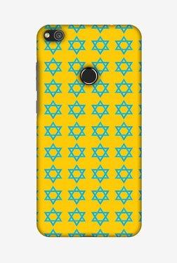 Amzer Hanukkah Pattern 1 Designer Case For Huawei P8 Lite