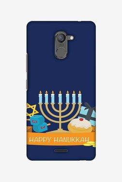 Amzer Hanukkah 2 Hard Shell Designer Case For Infinix Hot 4 Pro