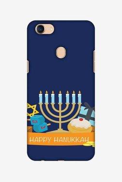 Amzer Hanukkah 2 Hard Shell Designer Case For Oppo F5/F5 Youth