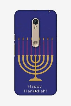 Amzer Hanukkah 1 Hard Shell Designer Case For Moto X Pure Edition/Moto X Style